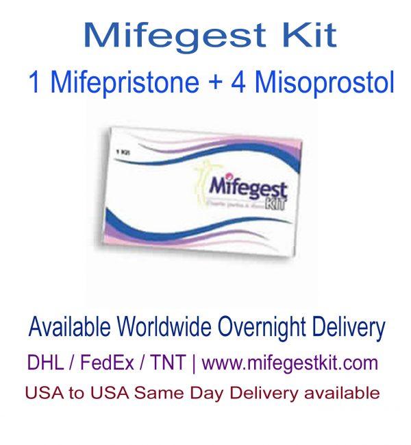 mifegest-kit USA fast shipping